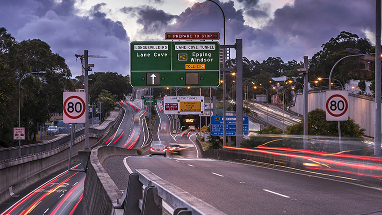 Ventia extends its service portfolio to Sydney's Lane Cove Tunnel and Hills M2 Motorway
