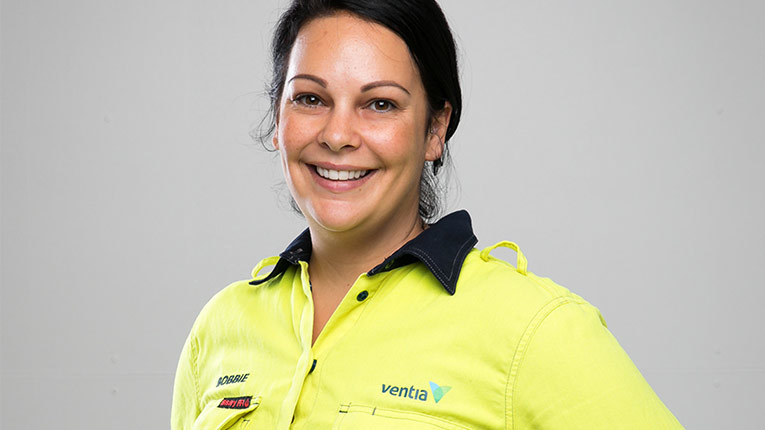 Bobbie-Maree Watson is a member of the Ventia OPS-1 leadership team