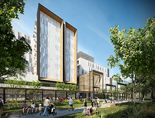 Bringing exceptional facilities management to Sydney's new Northern Beaches Hospital