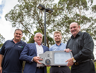 Street light upgrade for Mornington Peninsula