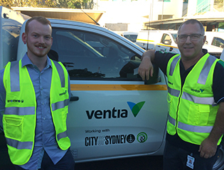 Meet our City of Sydney team