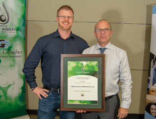 Cox Peninsula Remediation Project wins CCF Earth Award