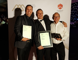 Cox Peninsula remediation project wins Engineers Australia's Excellence Award