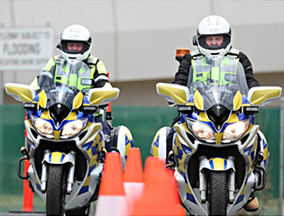 Australian-first trial of incident response motorcycles