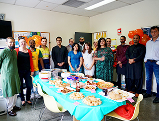 Recognising Harmony Day at M5 East