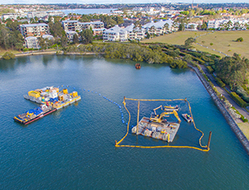 Ventia to deliver Kendall Bay Sediment Remediation Project