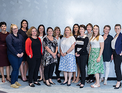 Celebrating our first cohort of 'women in leadership'