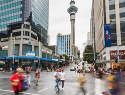 Maintaining interesting assets for Auckland City Council