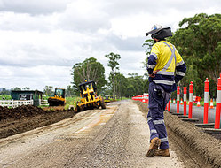 Sustainability on QLD's South Coast Roads