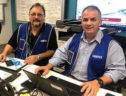 Delivering emergency support for Sydney Water