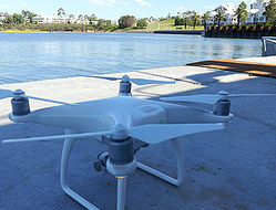 Kendall Bay drones mission